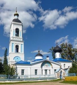 Владимирский храм д. Маврино